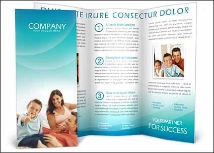 Brochures In Design Social Media And Web Resources Scoop