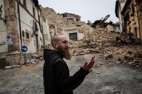 Italian Monastery Seeks Salvation in Beer After Devastating Quake | Italia Mia | Scoop.it