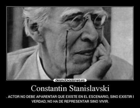 El Maestro Constantin Historia Del Teatro