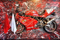 Art or Murder? | Ductalk Ducati News | Scoop.it