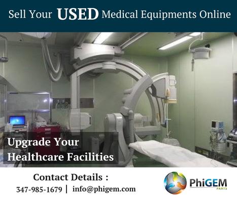 PhiGEM Medical Equipment Part | Scoop it