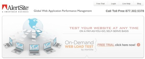 Web and Mobile Performance Management Tools - AlertSite, a SmartBear Company | ICT Security Tools | Scoop.it