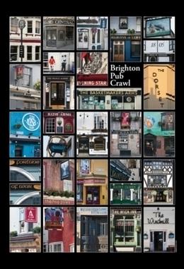 Artwork: Brighton Pub Crawl - Open House Art | Art - Crafts - Design | Scoop.it