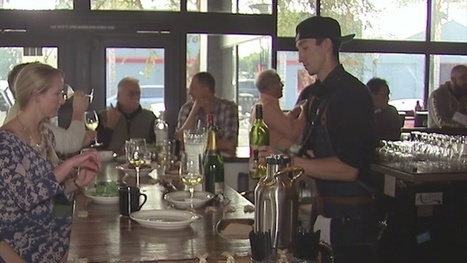 Quadriplegic veteran hires other disabled vets at Long Beach restaurant | Veterans | Scoop.it