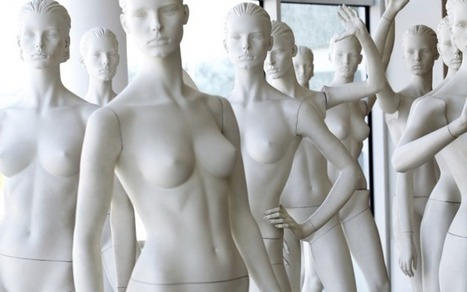 Benetton's Mannequins Spy on You While You Shop | Prozac Moments | Scoop.it