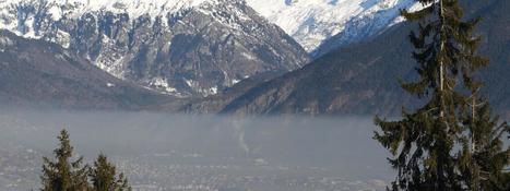 Après 36 jours de pic de pollution, l'alerte est levée dans la vallée de l'Arve, en Haute-Savoie | The Blog's Revue by OlivierSC | Scoop.it