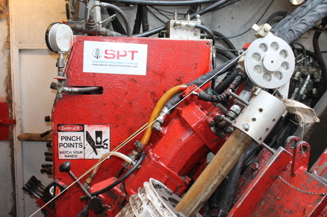 SPT at Vale's Manitoba Operations | Borehole Survey Tool | Scoop.it