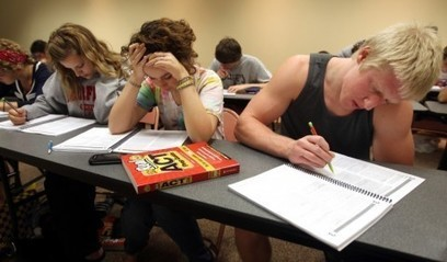 ACT essay scores are inexplicably low, causing uproar among college-bound students | Common Core ELA | Literacy & Math | Scoop.it