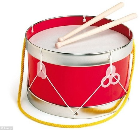 Can banging on a drum SAVE your hearing?  | Music to work to | Scoop.it