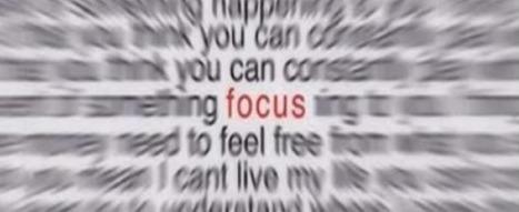 De l'art de rester concentré dans un monde de distractions | Productivité et santé au travail | Scoop.it