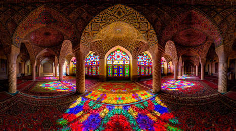Mohammad Domiri: l'architecture en vue panoramique | 16s3d: Bestioles, opinions & pétitions | Scoop.it