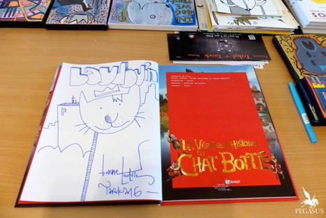 FestiBD 2016 en images !   Bande dessinée et illustrations   Scoop.it