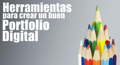 Herramientas para crear un buen portfolio digital | Zona de aprendizaje | Scoop.it