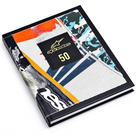 Alpinestars 50 Year Anniversary Book | Ductalk Ducati News | Scoop.it