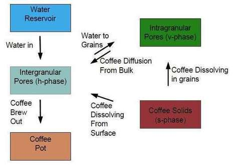 The mathematics of coffee extraction: Searching for the ideal brew | Multi Cultural Mathematics education | Scoop.it