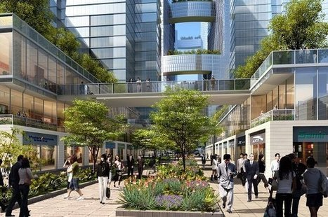 BLISS !!! China Is Building A Huge Eco-City Where No One Will Need To Drive | ALIGNMENT | Scoop.it