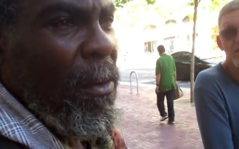 Homeless Man Uses Flip Cam, YouTube to Spread Awareness | Digitally yours ! | Scoop.it
