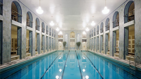 Say HEL-lo to Helsinki: A Dip at the All-Nude Uimahalli Sauna and Swimming Pool - Jaunted (blog)   Scene   Scoop.it