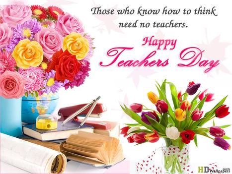 New Teachers Day Speech In Hindi, Tamil, Englis