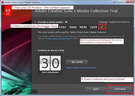 adobe master suite cs5.5 keygen