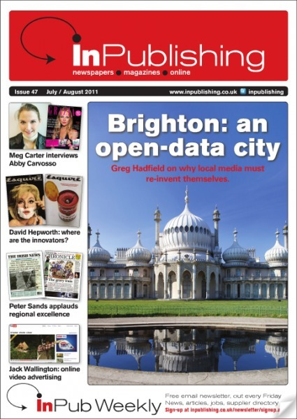 Open data: last chance for city newspapers? | Information Wants to be Free | Scoop.it