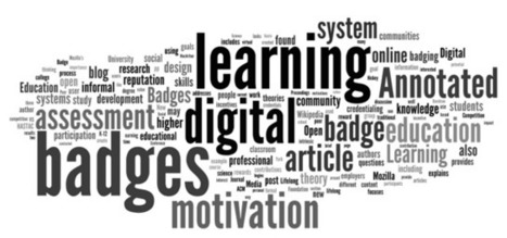 Digital Badges: An Annotated Research Bibliography v1   HASTAC   Digital Badges   Scoop.it