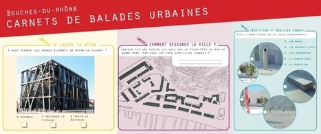 Carnets de BALADES urbaines | URBANmedias | Scoop.it