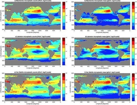 Far more plastics floating in oceans than thought | self-directed_learning | Scoop.it