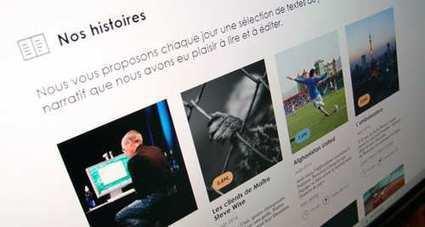 Une nouvelle génération de médias fait le pari du long-format en ligne - Les Échos | L'évolution numérique | Scoop.it