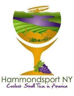 Hammondsport, recently named cool town, gets cool logo   Corporate Identity   Scoop.it