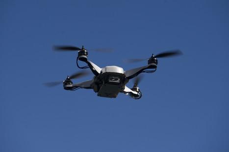 Drones' Next Job: Construction Work | Xposed | Scoop.it