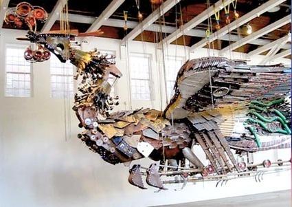 Phoenixes | Art is where you see it | Scoop.it