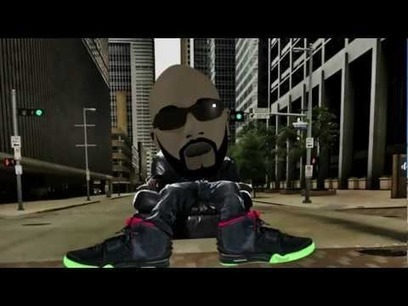 """DJ Greg Street f. Bun B & CyHi The Prynce - """"Yeezys Bout To Come Out"""" 