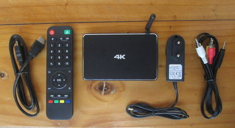 Giveaway Week – M-195 Android TV Box | Embedded Systems News | Scoop.it