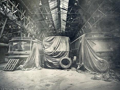Jan Stel's European abandoned buildings | Photospiration | Scoop.it
