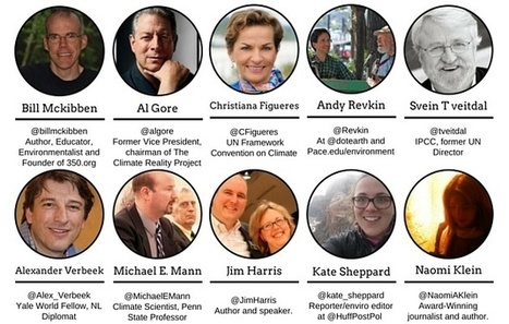 Climate Change Thought Leaders: Are the Fortune 20 Engaged on Social? | Hip Hop for Social Change | Scoop.it