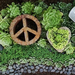Peace, Love and Gardening | Dirt Du Jour | Annie Haven | Haven Brand | Scoop.it