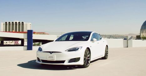 Tesla's Cars Have Driven 140M Miles on Autopilot. Here's How | Cool New Tech | Scoop.it