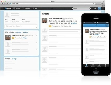 Twitter outlines new model for targeted ads - Engadget | Spry Designs | Scoop.it