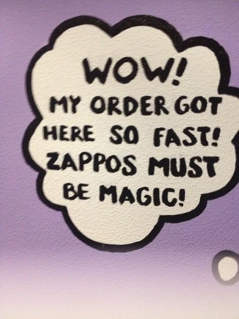 Zappos, visite guidée de la maison du bonheur   Inside Amazon   Scoop.it