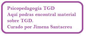 Psicopedagogia TGD