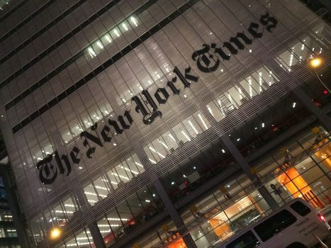 The New York Times Paid No Taxes in 2014 - Breitbart | Xposing Government Corruption in all it's forms | Scoop.it