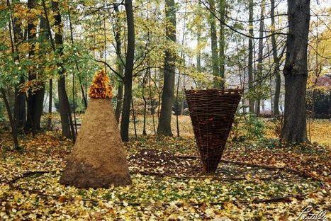 Fête des feuilles et land art - Lumières de l'ombre | The Blog's Revue by OlivierSC | Scoop.it