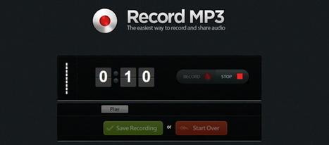 6 servicios para crear y compartir grabaciones de audio online│@wwwhatsnew | Entre profes y recursos. | Scoop.it