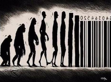 Evolution Barcode | Mobile Technology | Scoop.it