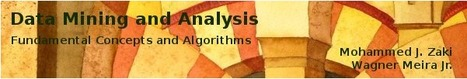 Data Mining And Analysis Fundamental Concepts And Algorithms Pdf