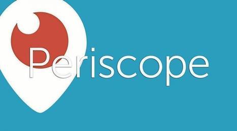 Periscope, nouveau fléau des salles de classe | Education et médias, pratiques numériques des enfants et des jeunes | Scoop.it
