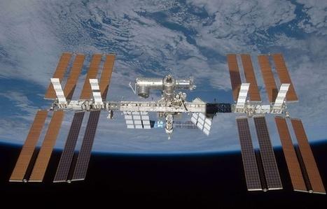 La Station spatiale internationale, un peu plus près de la Terre | The Blog's Revue by OlivierSC | Scoop.it