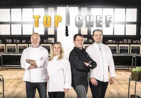 Les nouvelles émissions culinaires à savourer en 2016 - Elle à Table | Food sucré, salé | Scoop.it