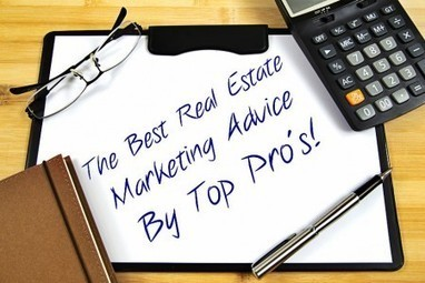 Top Online Marketing Tips From 20 Real Estate and Social Media Pros | Collaborative Revolution | Scoop.it